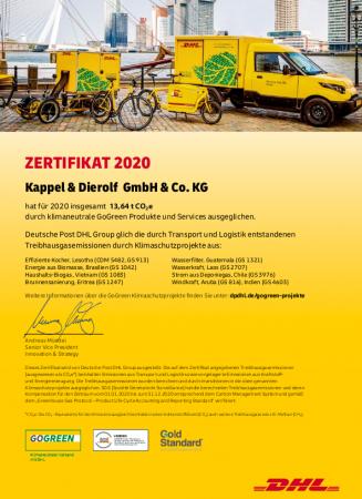 dhl2020zertifikat